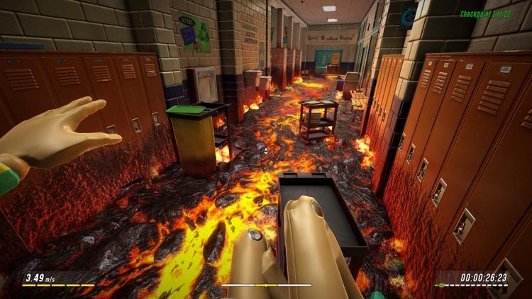 Hot Lava screenshot-4