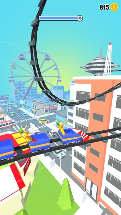 Roller Coasters screenshot 5