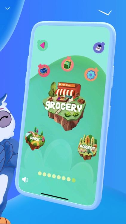 Sloth World - Play & Learn! screenshot-3