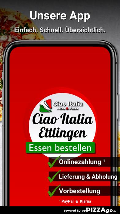 Ciao Italia Ettlingen screenshot 1