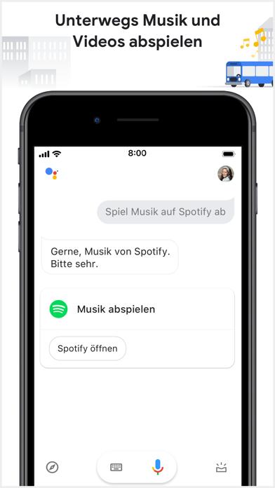 Google AssistantScreenshot von 5