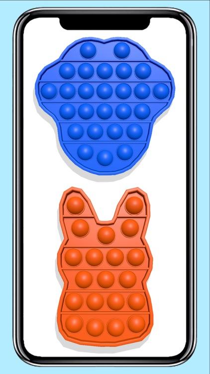 Pop it fidget toy calming Game screenshot-4