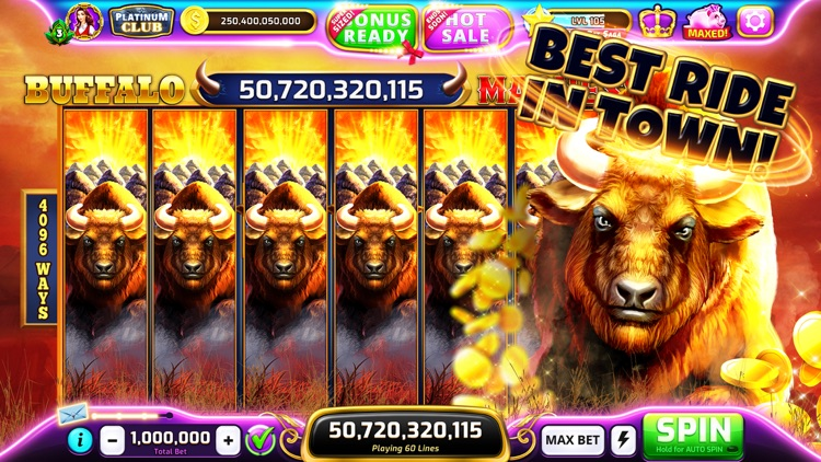 Baba Wild Slots - Vegas Casino screenshot-0
