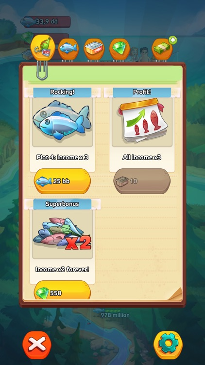Idle Fish Clicker-tycoon games screenshot-4