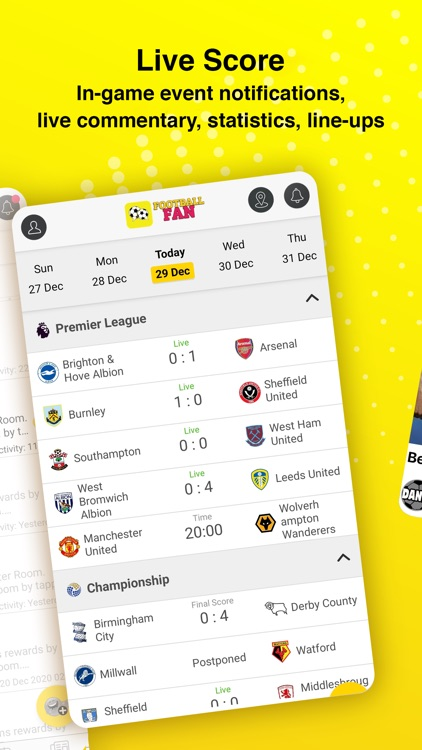 Football Fan - Where Fans Meet screenshot-3