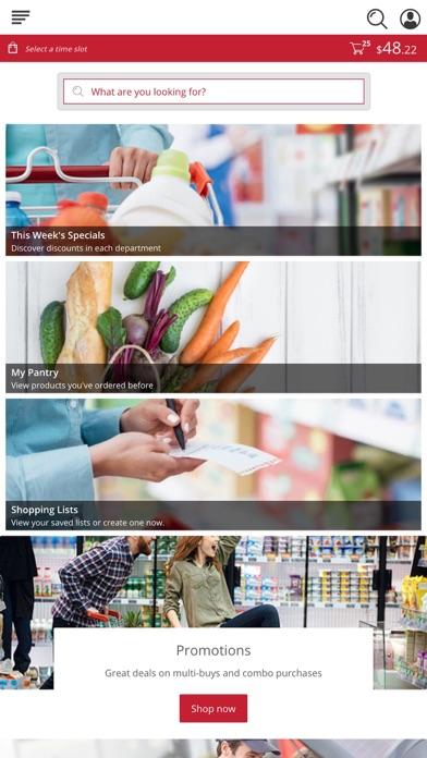 Chandlers Groceries screenshot 2