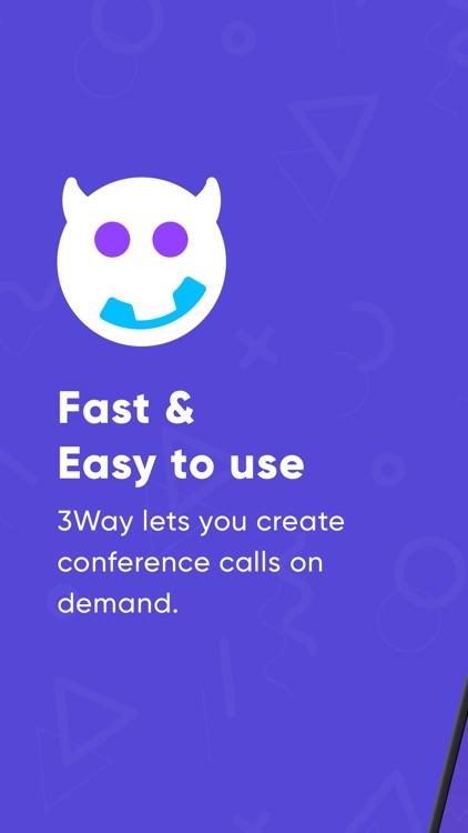 3way - #1 Merge Dialer Hotline