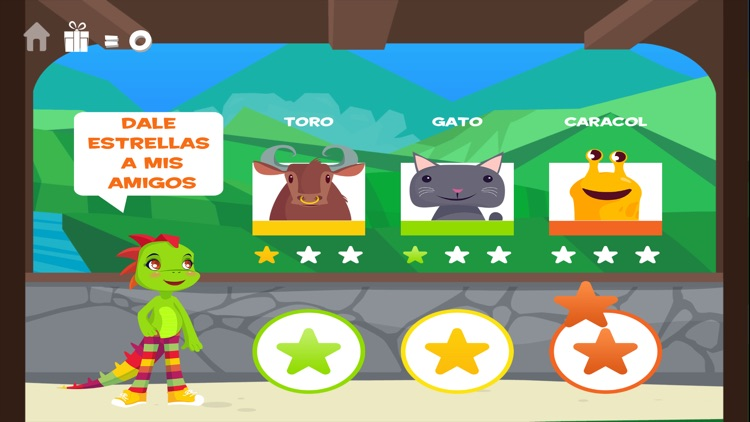 Play & Learn Spanish - Farm screenshot-3
