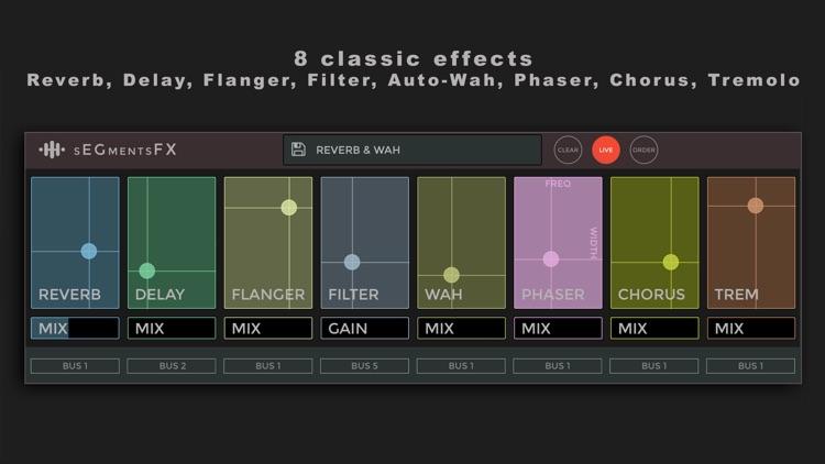 sEGments FX - Classic Effects