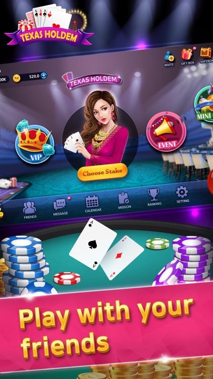 Nesia Texas Poker - Holdem