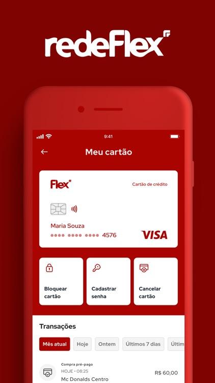 Flex: Conta digital