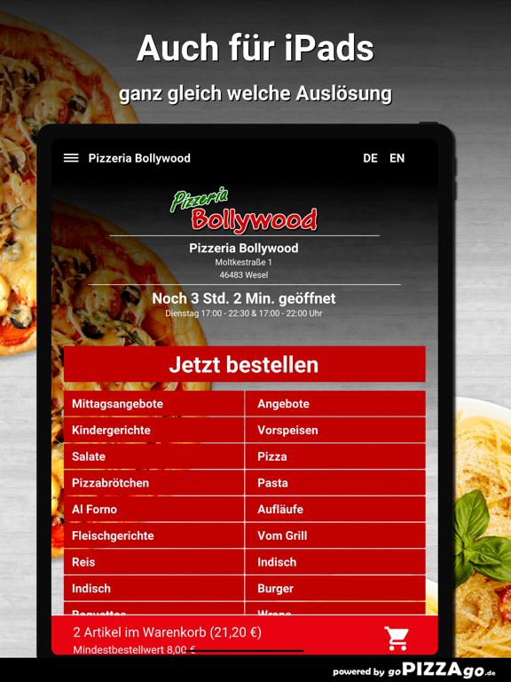 Pizzeria Bollywood Wesel screenshot 7