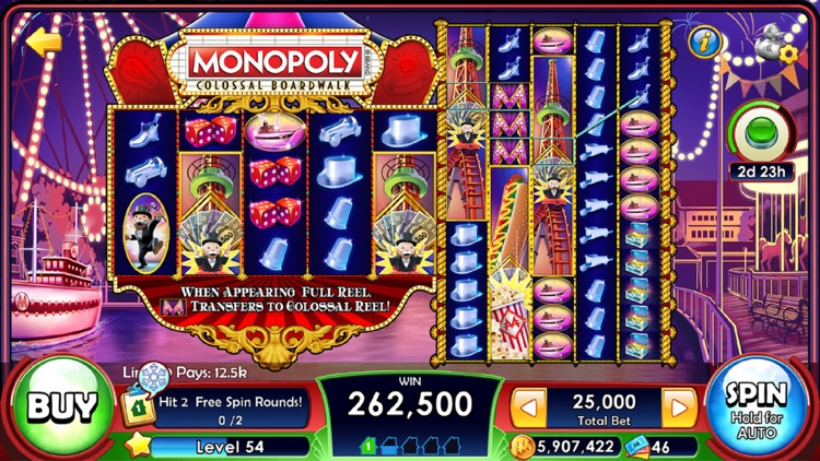 MONOPOLY Slots - Slot Machines screenshot-6