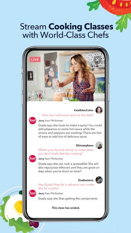 Food Network Kitchen screenshot-4