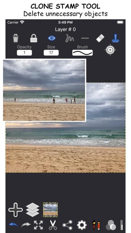 MixArt Photo Editor screenshot-3