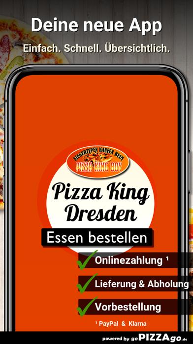Pizza King Boy Dresden screenshot 1