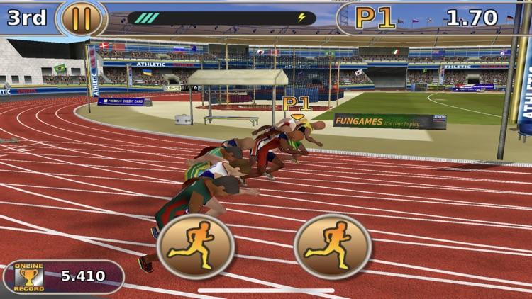 Athletics: Summer Sports screenshot-6
