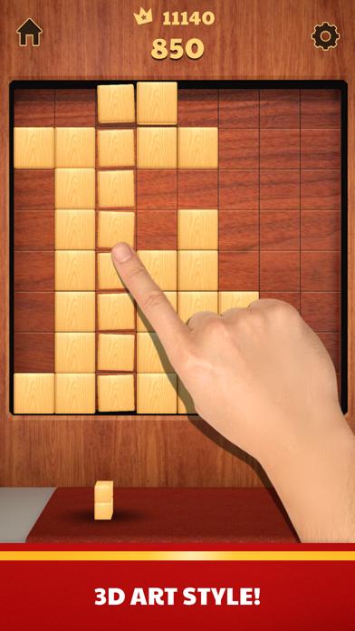 Screen Shot Wood Blocks 3D 3