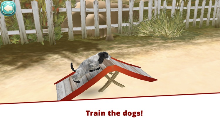 Dog Hotel - Play with dogs screenshot-6
