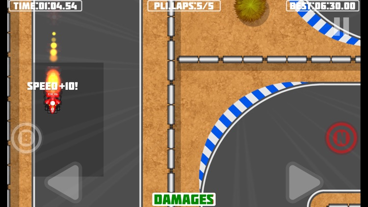 Nitro Car Racing 2 Lite screenshot-5
