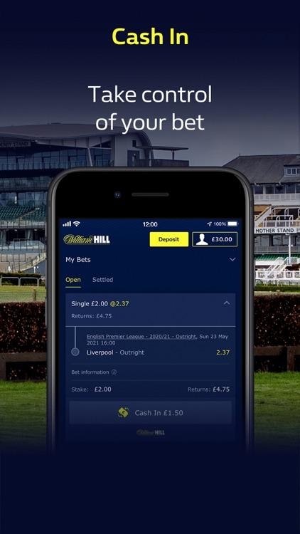 William Hill: Sports Betting screenshot-7