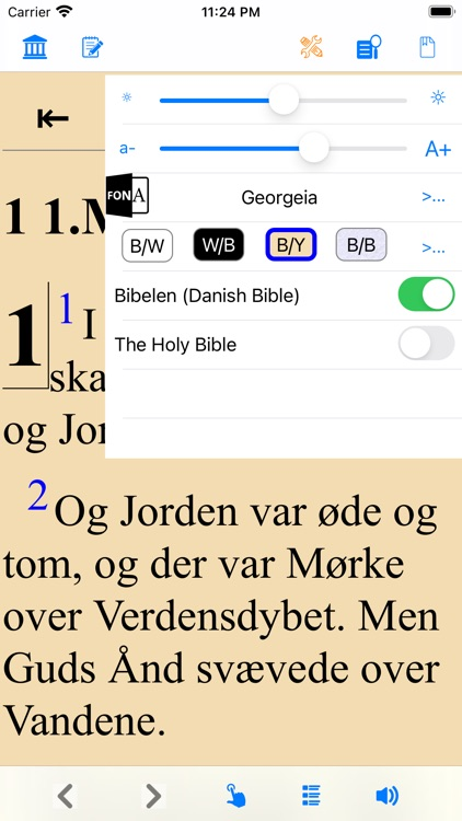 Bibelen (Danish Bible) screenshot-4