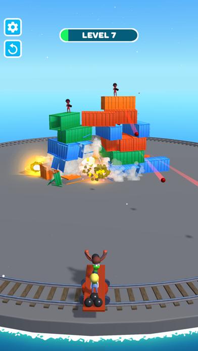Slingshot Sniper screenshot 2