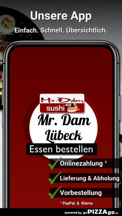 Mr. Dam Asiafood Lübeck screenshot 1