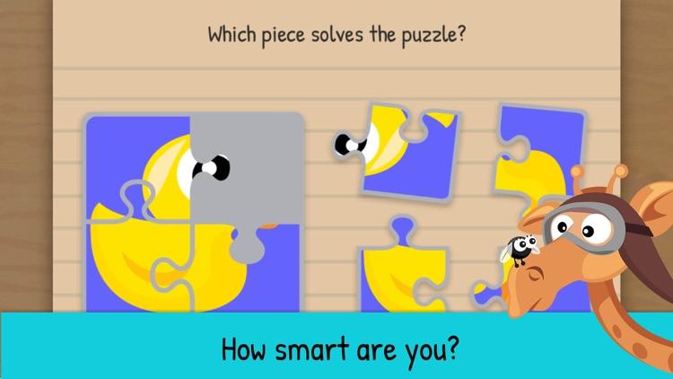 The Moron Test: IQ Brain Games screenshot-4