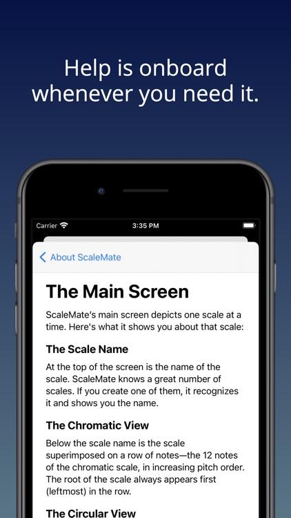ScaleMate - Visualize Harmony screenshot-9