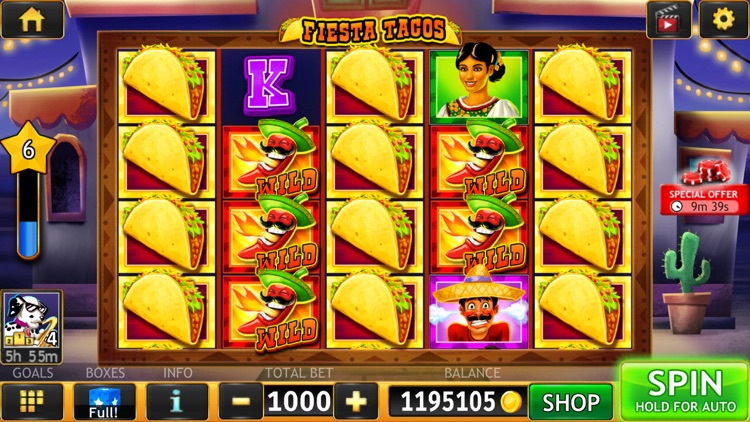 Vegas Slots Galaxy Casino screenshot-2