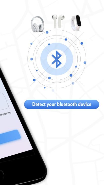 Smart Bluetooth Device Finder