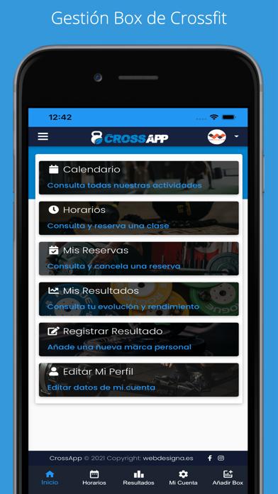 CrossApp screenshot 2