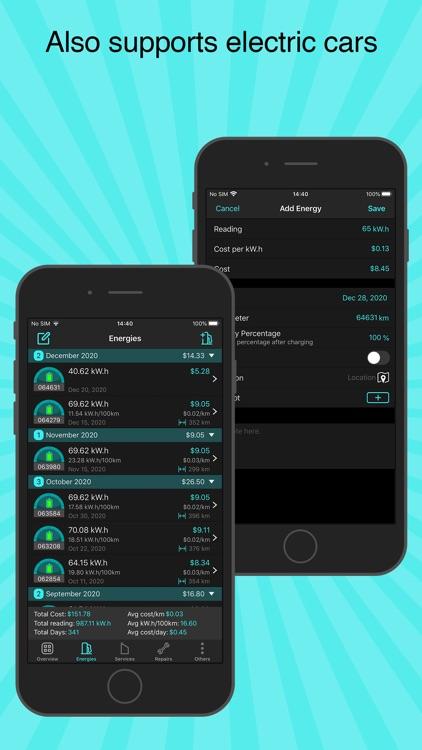 Fuel Monitor Pro screenshot-3