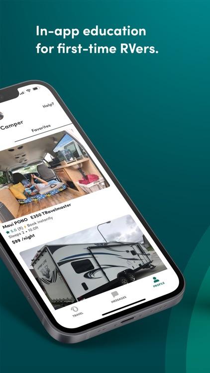 Outdoorsy - RV Rentals screenshot-3