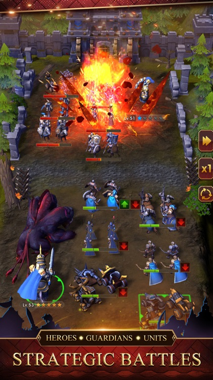 Alliance At War screenshot-8