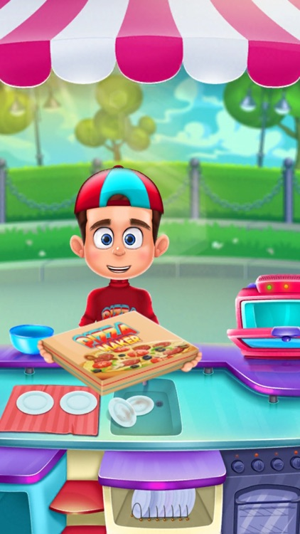 Yummy, Good & Great Pizza Game