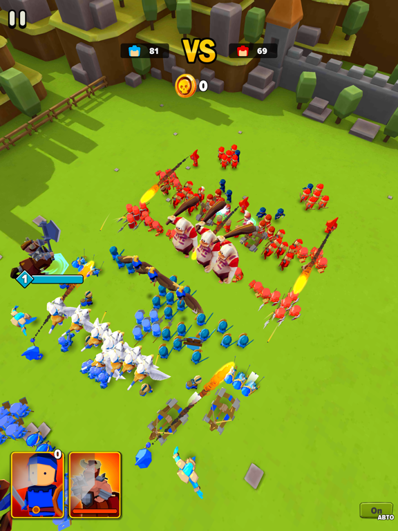Legion Clash: World Conquest screenshot 6