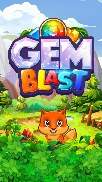 Gem Blast Match-3 Jewel Crush screenshot-7