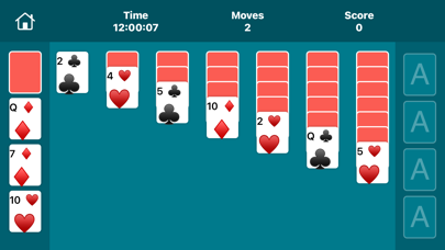 Screen Shot World of Solitaire 3