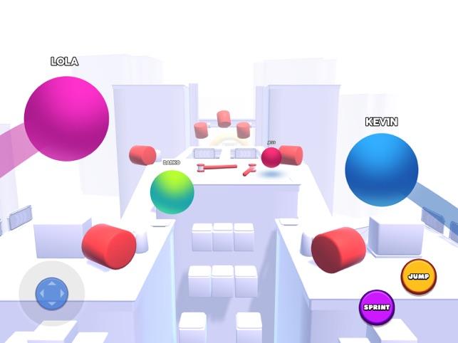 BiBi World Market, game for IOS