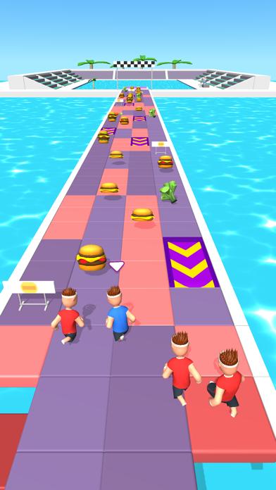 Fast Fatty Run screenshot 1
