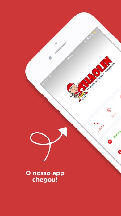 Shaolin - São José screenshot 1