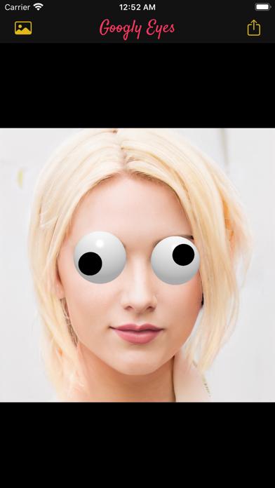 Googly Eyes screenshot 2