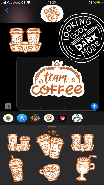 Coffee time! Stickers screenshot-5