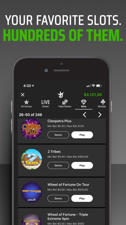 DraftKings Casino screenshot-4