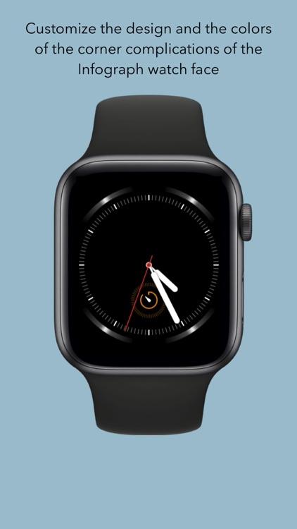 Bezels - personal watch faces screenshot-8