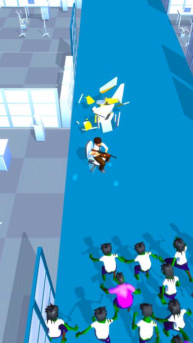 Rocket Runner 3D screenshot 1