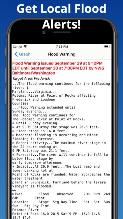 Rivercast - Levels & Forecasts screenshot-7