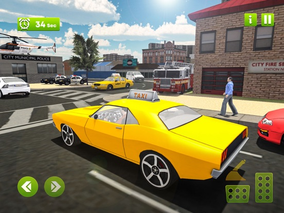 Virtual Single Dad Taxi Driver screenshot 10
